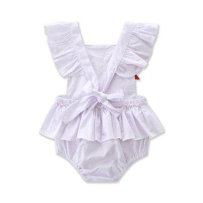 Summer Baby Clothes Modern Flower Design Suit for Girlsbaby rompers<br>Summer Baby Clothes Modern Flower Design Suit for Girls<br><br>Closure Type: Covered Button<br>Collar: U Neck<br>Decoration: Pattern<br>Fabric Type: Broadcloth<br>Gender: Girl<br>Material: Cotton Polyester<br>Package Contents: 1 x Girl Dress<br>Pattern Style: Floral<br>Season: Summer<br>Sleeve Length: Short<br>Style: Europe and the United States<br>Thickness: General<br>Weight: 0.0750kg