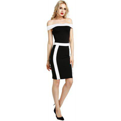 Summer Women Bandage Bodycon Off Shoulder Evening Party Cocktail Club Midi DressBodycon Dresses<br>Summer Women Bandage Bodycon Off Shoulder Evening Party Cocktail Club Midi Dress<br><br>Dresses Length: Knee-Length<br>Elasticity: Elastic<br>Fabric Type: Broadcloth<br>Material: Cotton, Polyester, Cotton Blend<br>Neckline: Slash Neck<br>Package Contents: 1 xDress<br>Pattern Type: Others<br>Season: Winter, Fall, Spring, Summer<br>Silhouette: Sheath<br>Sleeve Length: Sleeveless<br>Style: Sexy &amp; Club<br>Waist: Natural<br>Weight: 0.3000kg<br>With Belt: No