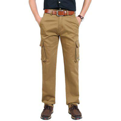 2018 Men's  Casual  Fashion  Pants