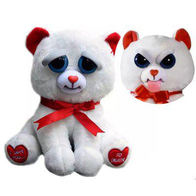 Feisty Pets Truelove Stuffed Plush Animal Bear Style