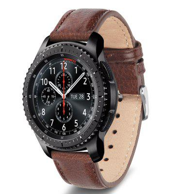 Benuo for Gear S3 Frontier  Classic Genuine Leather Band