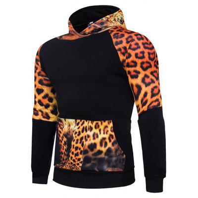 3D Personality Leopard HoodiesMens Hoodies &amp; Sweatshirts<br>3D Personality Leopard Hoodies<br><br>Material: Cotton, Polyester<br>Package Contents: 1 x Hoodie<br>Shirt Length: Regular<br>Sleeve Length: Full<br>Style: Casual<br>Weight: 0.2500kg