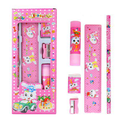 Children Boxed Stationery Set 5PCS