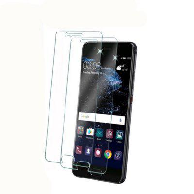 2PCS Screen Protector for Huawei P10 HD Full Coverage High Clear Premium Tempered Glass
