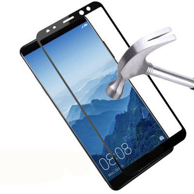 2PCS Screen Protector for Huawei Mate 10 Pro HD 3D Full Coverage High Clear Premium Tempered GlassScreen Protectors<br>2PCS Screen Protector for Huawei Mate 10 Pro HD 3D Full Coverage High Clear Premium Tempered Glass<br><br>Compatible Model: huawei Mate 10 Pro<br>Features: Protect Screen, Anti-oil, Anti scratch, Anti fingerprint, High-definition, High sensitivity, Ultra thin, High Transparency, Anti Glare<br>Mainly Compatible with: HUAWEI<br>Material: Tempered Glass<br>Package Contents: 2 x Protective Screen<br>Package size (L x W x H): 14.00 x 7.00 x 0.50 cm / 5.51 x 2.76 x 0.2 inches<br>Package weight: 0.0250 kg<br>Surface Hardness: 9H<br>Thickness: 0.33mm<br>Type: Screen Protector