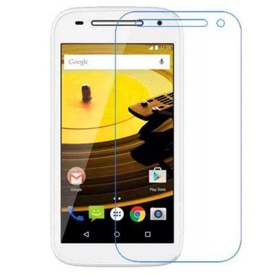 for Moto E2 Tempered Glass Screen Protector 9H Film mr northjoe 0 3mm 2 5d 9h tempered glass film screen protector for nokia x