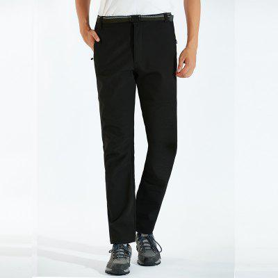 Men Plus Velvet Waterproof Windproof PantsMens Pants<br>Men Plus Velvet Waterproof Windproof Pants<br><br>Closure Type: Elastic Waist<br>Fit Type: Straight<br>Front Style: Flat<br>Material: Polyester<br>Package Contents: 1x pants<br>Pant Length: Long Pants<br>Pant Style: Straight<br>Style: Active<br>Waist Type: Mid<br>Weight: 1.1000kg<br>With Belt: Yes