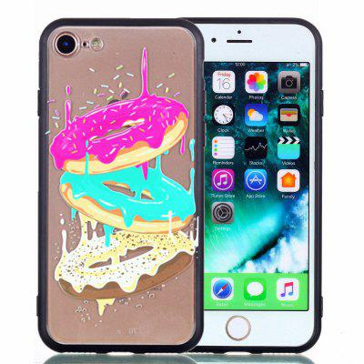 Custodia protettiva in rilievo per iPhone 8 Phone Case