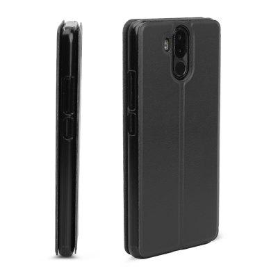 OCUBE Flip Folio Stand Up Holder PU Leather Case Cover for Ulefone Power 3 Cellphone flip left and right stand pu leather case cover for blu vivo air