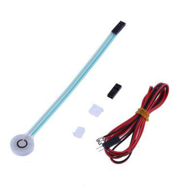 3D Printer Auto Leveling Sensor with Auto Leveling Feature 3D Touch Module Film Pressure Probe Type For E3DV6 MK8 Nozzle