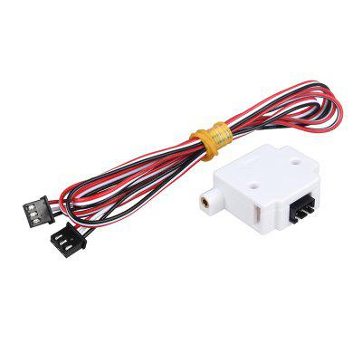 3D Printer Parts Material Detection Module for 1.75MM Filament Detecting Module Monitor Sensor Mechanical Endstop