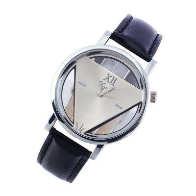 Stylish Unique PU Band Student WatchWomens Watches<br>Stylish Unique PU Band Student Watch<br><br>Band material: PU<br>Case material: Zinc Alloy<br>Display type: Analog<br>Movement type: Quartz watch<br>Package Contents: 1 x Watch<br>Package size (L x W x H): 26.00 x 5.00 x 3.00 cm / 10.24 x 1.97 x 1.18 inches<br>Package weight: 0.0600 kg<br>Product size (L x W x H): 23.50 x 3.70 x 0.90 cm / 9.25 x 1.46 x 0.35 inches<br>Product weight: 0.0380 kg<br>Shape of the dial: Round<br>Watch style: Fashion, Casual<br>Watches categories: Women<br>Water resistance: No