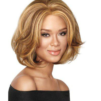 Ladies Short Fluffy Curly Wigs