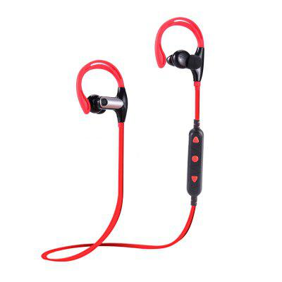 Wireless Headphones Hanging Neck Sports Headset Built-in Mic High-Definition Stereo Long Standby