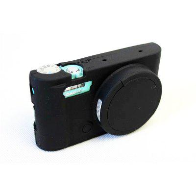 Soft Silicone Camera Case Bag for Casio Ex-zr550 / zr5000 / zr3600 / zr3500