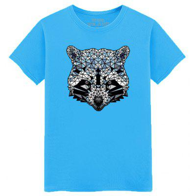 Men's Fashion Lovers of Summer Students T-Shirt