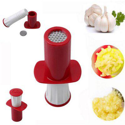 Ginger Garlic Manual Press Twist Cutter Crusher Cooking Tool Plastic Garlic Presses Blenders PeelerFruit &amp; Vegetable Tools<br>Ginger Garlic Manual Press Twist Cutter Crusher Cooking Tool Plastic Garlic Presses Blenders Peeler<br><br>Package Contents: 1 x Grater Garlic<br>Package size (L x W x H): 19.00 x 14.00 x 4.00 cm / 7.48 x 5.51 x 1.57 inches<br>Package weight: 0.0700 kg