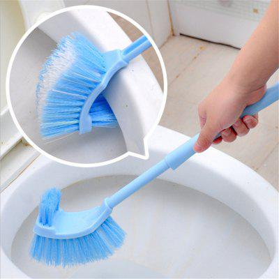 Sided Curved Handle Toilet Brush Toilet Cleaning Brush Back No Dead Toilet Cleaning Brush