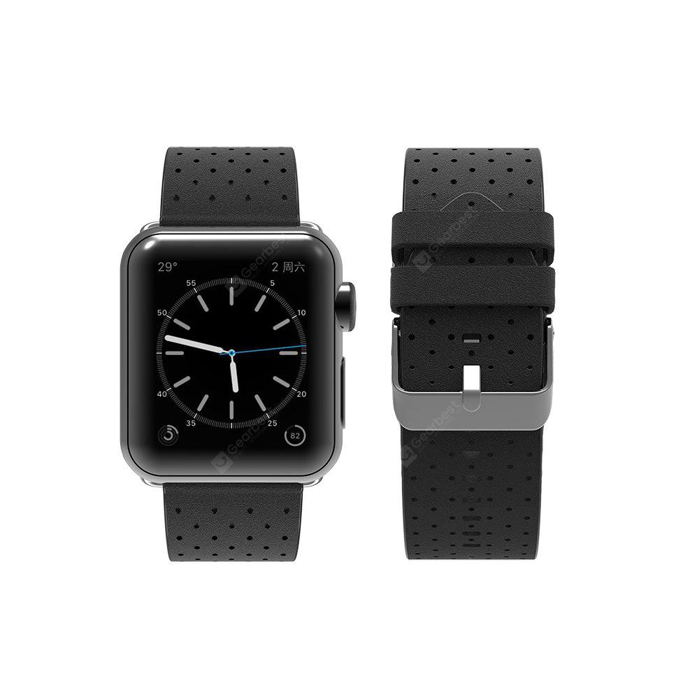 42mm Cow Leather Sports Fashionable Premium Band for iWatch Apple Watch