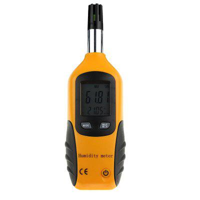HT-86 Hygrometer/Humidity and Temperature Meter