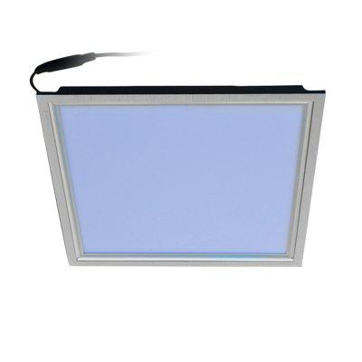 JIAWEN Panel LED Light Square Lampada 12W High Bright LED Lámpara de techo interior con LED Driver AC 100 - 240V
