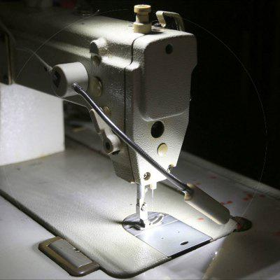 JIAWEN LED Working Gooseneck Lamp with Magnetic Mounting Base for Sewing Machine AC 220V