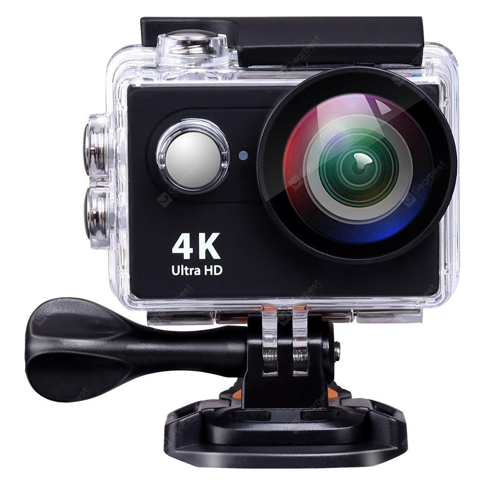 TZ W9s Action Camera Full HD Wi-Fi Waterproof Sports Camera With 4K 10fps 1080P 30fps 720P 30fps Video 12 MP Photo