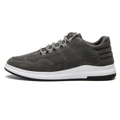 New Spring Breathable Wear-resisting Athletic Shoes For MenAthletic Shoes<br>New Spring Breathable Wear-resisting Athletic Shoes For Men<br><br>Available Size: 40,41,42,43,44<br>Closure Type: Lace-Up<br>Feature: Breathable<br>Gender: For Men<br>Outsole Material: Rubber<br>Package Contents: 1xShoes(pair)<br>Package Size(L x W x H): 30.00 x 20.00 x 10.00 cm / 11.81 x 7.87 x 3.94 inches<br>Package weight: 0.8000 kg<br>Pattern Type: Solid<br>Season: Spring/Fall<br>Upper Material: PU