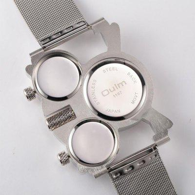 Male Wristwatch of Alloy Strap in Multi Time Foreign Trade AreaMens Watches<br>Male Wristwatch of Alloy Strap in Multi Time Foreign Trade Area<br><br>Band material: Zinc Alloy<br>Case material: Alloy<br>Clasp type: Pin buckle<br>Movement type: Quartz watch<br>Package Contents: 1 X WATCH<br>Package size (L x W x H): 10.00 x 5.00 x 3.00 cm / 3.94 x 1.97 x 1.18 inches<br>Package weight: 0.2000 kg<br>Shape of the dial: Round<br>Special features: Multi Time Zones<br>Watch style: Trends in outdoor sports, Fashion, Casual<br>Watches categories: Men