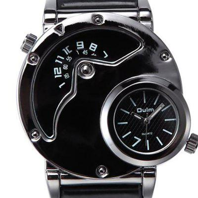 Personality Sports Watch with Fashion and FashionMens Watches<br>Personality Sports Watch with Fashion and Fashion<br><br>Band material: Genuine Leather<br>Case material: Alloy<br>Clasp type: Pin buckle<br>Movement type: Quartz watch<br>Package Contents: 1 X WATCH<br>Package size (L x W x H): 10.00 x 5.00 x 3.00 cm / 3.94 x 1.97 x 1.18 inches<br>Package weight: 0.2000 kg<br>Shape of the dial: Round<br>Special features: Day, GMT, Month, Date<br>Watch style: Casual, Fashion, Cool, Trends in outdoor sports<br>Watches categories: Men