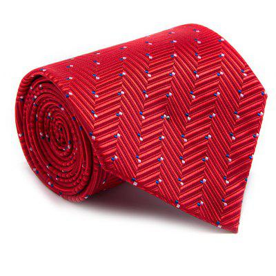 New Fashion Men Tie Formal Comfy Breathable Business Necktie Accessory