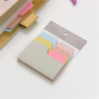 1PC Colourful Sticky Notes Post It Memo PadsHome Gadgets<br>1PC Colourful Sticky Notes Post It Memo Pads<br>