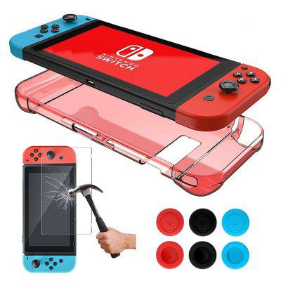 Cover Case for FOR Nintendo Switch Anti-Scratch 3-Part Design Protective Hard