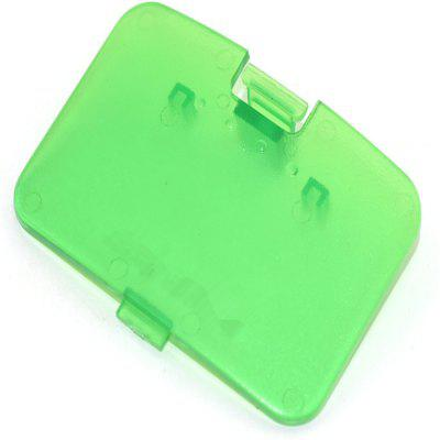 Replacement Memory Expansion Card Cover Jumper Pack Door Lid For Nintendo N64 GW