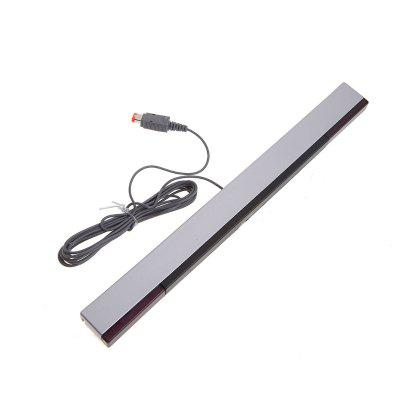Practical Wired Sensor Receiving Bar With USB Cable for Nintendo Wii / Wii U