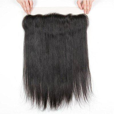 Free Part Human Hair Natural Hairline Straight Lace Frontal