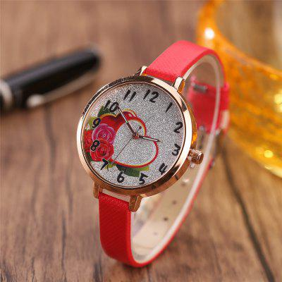 Khorasan Peach Heart LadyS Garden Wind Watch Strap WatchWomens Watches<br>Khorasan Peach Heart LadyS Garden Wind Watch Strap Watch<br><br>Available Color: Pink,Black,White,Red,Brown,Beige,Plum,Azure<br>Band material: Leather<br>Band size: 22 x 1CM<br>Case material: Alloy<br>Dial size: 3.5 x 3.5 x 0.8CM<br>Display type: Analog<br>Movement type: Quartz watch<br>Package Contents: 1 x Watch<br>Package size (L x W x H): 35.00 x 19.50 x 23.00 cm / 13.78 x 7.68 x 9.06 inches<br>Package weight: 0.0350 kg<br>Product size (L x W x H): 22.00 x 3.50 x 0.80 cm / 8.66 x 1.38 x 0.31 inches<br>Product weight: 0.0300 kg<br>Shape of the dial: Round<br>Watch style: Casual<br>Watches categories: Women,Female table<br>Water resistance: No