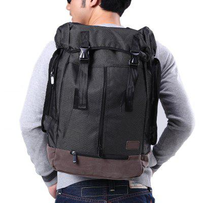 1Pc Student Bag Male Backpacks Moda Deportes