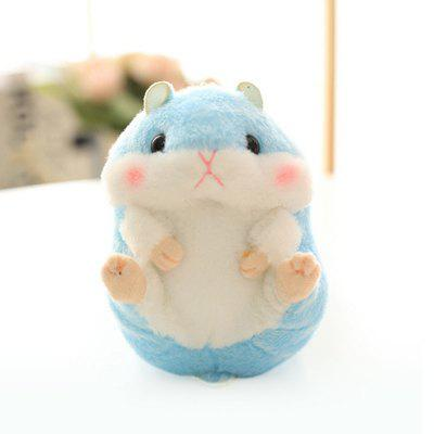 Cute Round Fat Hamster Doll