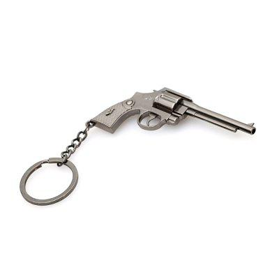 Creative Metal Mini Long Gun KeychainKey Chains<br>Creative Metal Mini Long Gun Keychain<br><br>Design Style: Fashion<br>Gender: Boys<br>Materials: Zinc Alloy<br>Package Contents: 1 x Keychain<br>Package size: 12.00 x 7.00 x 3.00 cm / 4.72 x 2.76 x 1.18 inches<br>Package weight: 0.0400 kg<br>Theme: Other