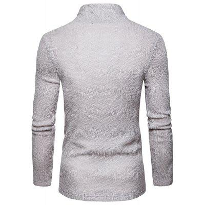 The New Spring Fashion Men Polo Shawl Knitted Cardigan SweaterMens Sweaters &amp; Cardigans<br>The New Spring Fashion Men Polo Shawl Knitted Cardigan Sweater<br><br>Closure Type: None<br>Collar: Turn-down Collar<br>Hooded: No<br>Material: Polyester, Spandex<br>Package Contents: 1xCardigan<br>Package size (L x W x H): 1.00 x 1.00 x 1.00 cm / 0.39 x 0.39 x 0.39 inches<br>Package weight: 0.4000 kg<br>Size1: S,M,L,XL,2XL<br>Sleeve Length: Full<br>Sleeve Style: Regular<br>Style: Casual<br>Technics: Computer Knitted<br>Thickness: Standard<br>Type: Cardigans