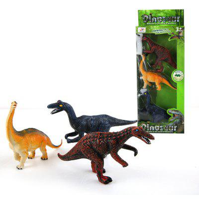 5.5 Inch Dinosaur Static Model Toy BMovies &amp; TV Action Figures<br>5.5 Inch Dinosaur Static Model Toy B<br><br>Completeness: Finished Goods<br>Gender: Boys,Girls,Kids<br>Materials: Plastic, ABS<br>Package Contents: 1 x Set of Toy<br>Package size: 13.00 x 4.00 x 34.00 cm / 5.12 x 1.57 x 13.39 inches<br>Package weight: 0.4160 kg<br>Product weight: 0.3160 kg<br>Stem From: Other<br>Theme: Other,Animals