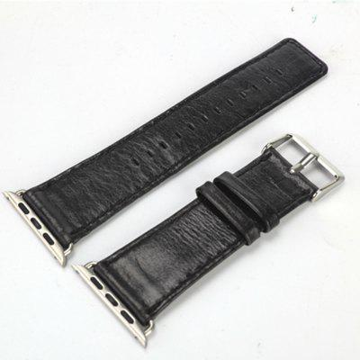 Mouse Over Image To Zoom Genuine Leather Wrist Band Strap For Apple Watch 1/2/38/42mm  Genuine Leather