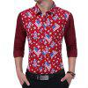 Fashion Flag Young Gentleman'S Shirt - RED