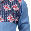 Young English Long Sleeved Shirt - LIGHT BLUE