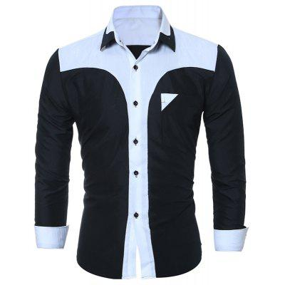 Business Dress Color Casual Shirt