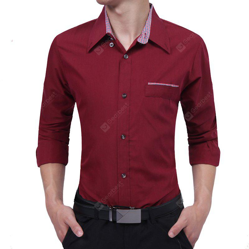 Business Leisure Youth Fashion Shirt