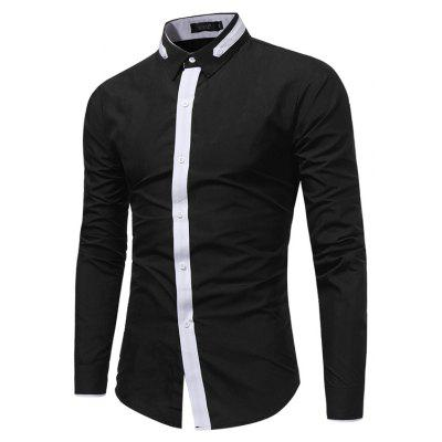 Youth Fashion Business and Leisure Shirts