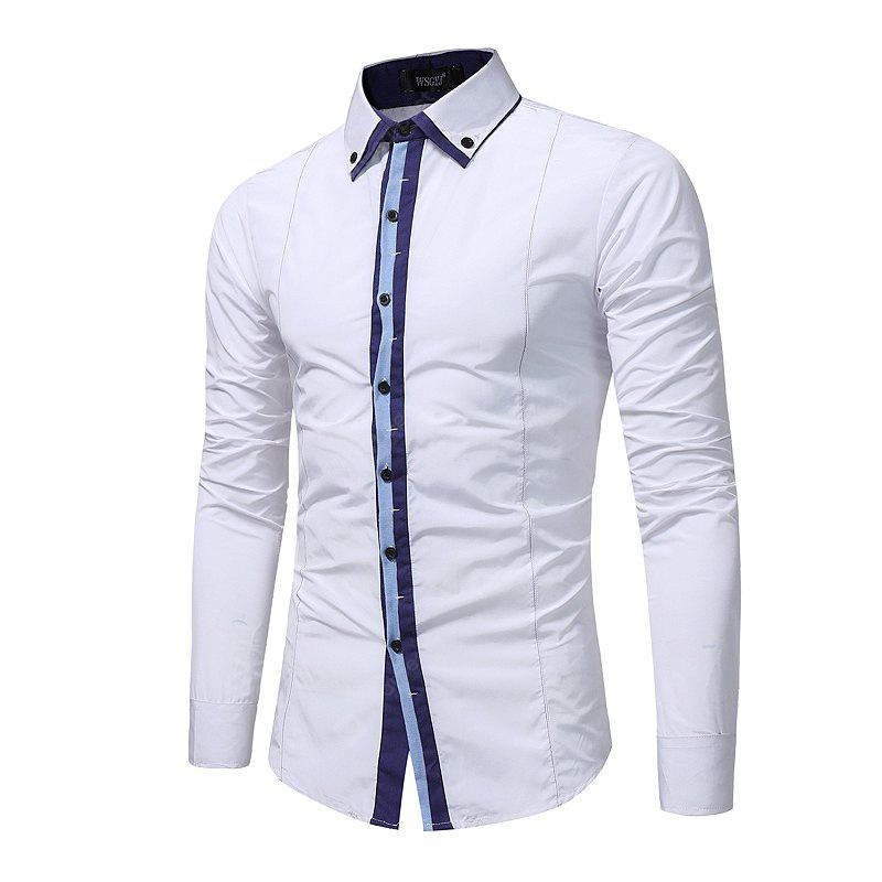 Business All-Match Slim Shirt