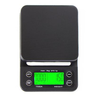 NS-CF1 Hand Punch Coffee Electronic Scales
